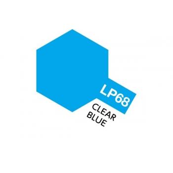 Tamiya värv LP-68 Läbipaistev sinine