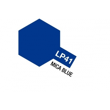 Tamiya värv LP-41 Mica sinine