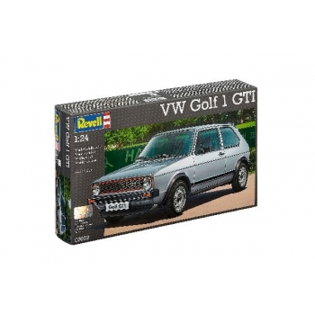 1/24 Revell VW GOLF 1 GTI
