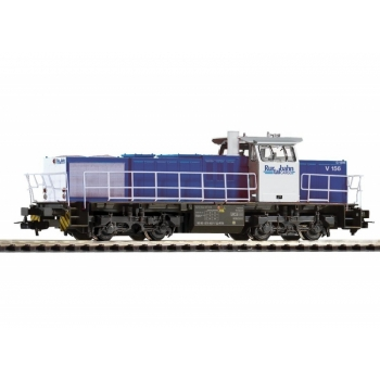 1/87 H0 Diiselvedur G 1206 Rurtalbahn VI