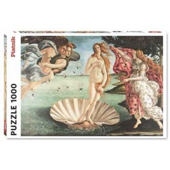 PUSLE Birth of Venus, Botticelli PIATNIK 1000TK