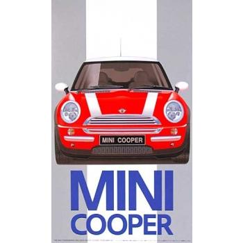 1/24 FUJIMI Mini Cooper