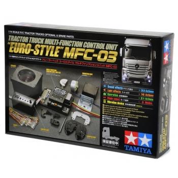 Tamiya 1/14 veoka elektroonika MFC-03 Euro-Style
