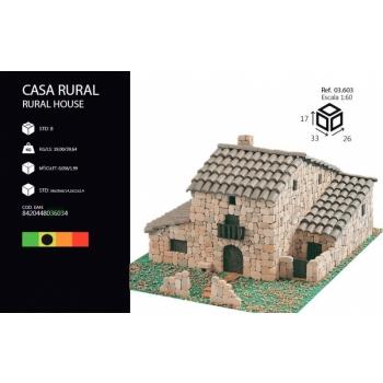 Maja Rural El Caserio CUIT