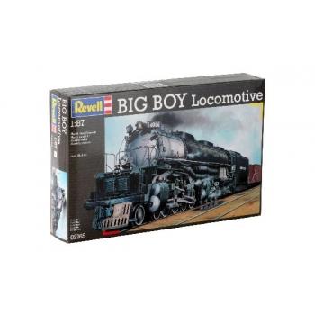 1/87 REVELL BIG BOY LOCOMOTIVE