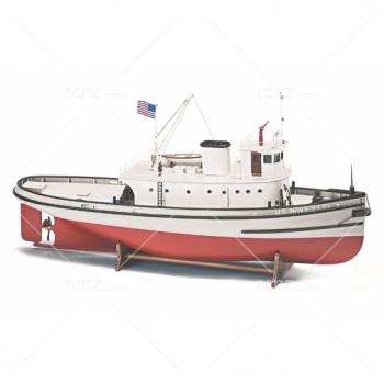 1:50 Hoga Pearl Harbor Tugboat -Wooden hull