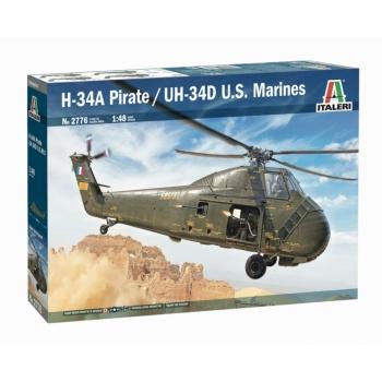 1/48 ITLAERI H-34A Pirate /UH-34D U.S. Marines