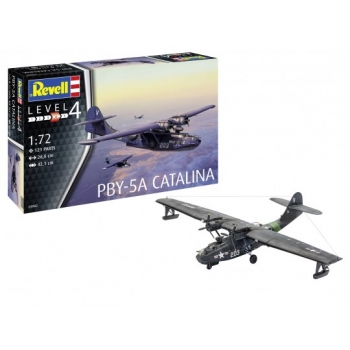 1/72 REVELL PBY-5a Catalina