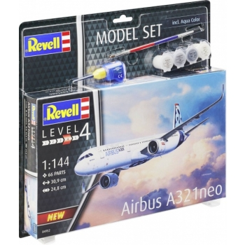 1/144 REVELL AIRBUS A321 NEO