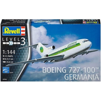 1/144 REVELL  BOEING 727-100 GERMANIA