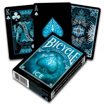 Pokercards Bicycle, Ice Deck