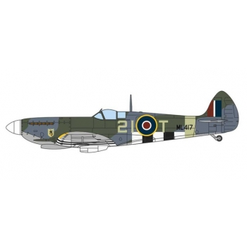 1/72 Spitfire Mk IXE - 443 Squadron, Royal Canadian Air Force Spitfire Mk IXE - 443 Squadron, Royal Canadian Air Force  Oxford Aviation