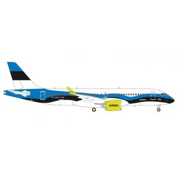 "1/200 airBaltic Airbus A220-300 ""Estonia""  ""YL-CSJ"""