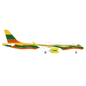 "1/500 airBaltic Airbus A220-300 ""Lithuania"""