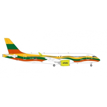 """1/200 airBaltic Airbus A220-300 """"Lithuania"""""""