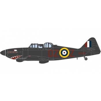 1/72 151 Squadron, RAF Wittering, 1941 Boulton Paul Defiant
