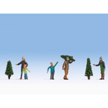 """1/87 Noch """"Jõulupuud toomas"""""""
