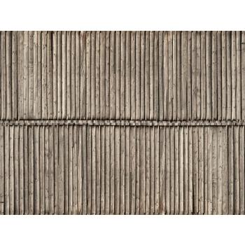 Noch kartongist tekstuurplaat Palksein 25 x 12.5cm