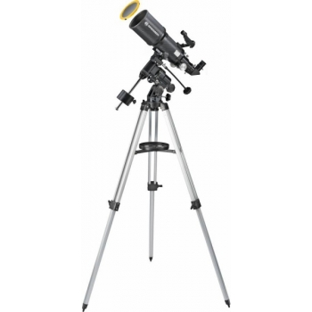 TELESKOOP BRESSER Polaris 102/460 EQ3 with Solar-Filter