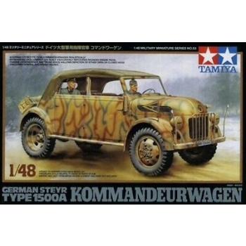 1/48 TAMIYA German Steyr 1500 Kommandeurwage