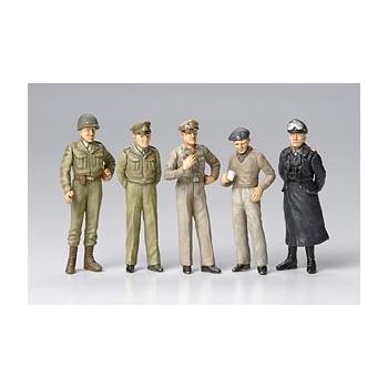 1/48 TAMIYA WWII Famous General Set