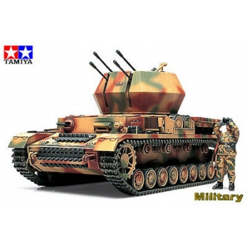 1/48 TAMIYA German Flakpanzer IV Wirbelwind