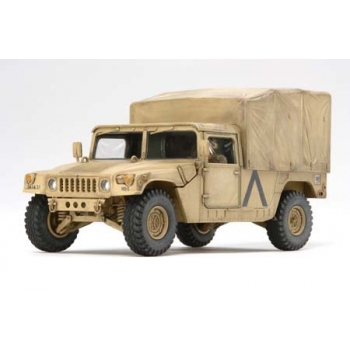 1/48 TAMIYA US Modern 4x4 Humvee Cargo Vehicle