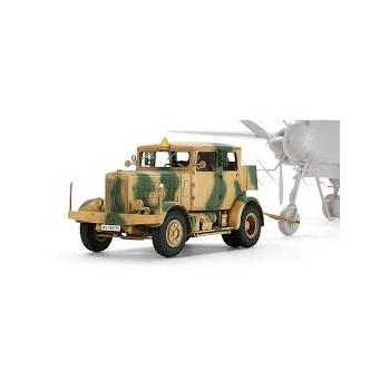 1/48 TAMIYA German Heavy Tractor SS-100