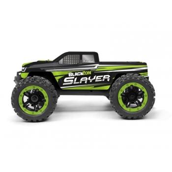 BlackZon 1/16 Slayer Monster Truck Puldikas