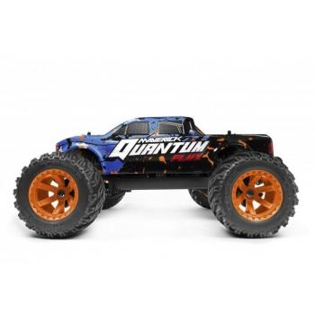 1/10 MAVERICK QUANTUM MT FLUX 4WD MONSTER TRUCK - Sinine
