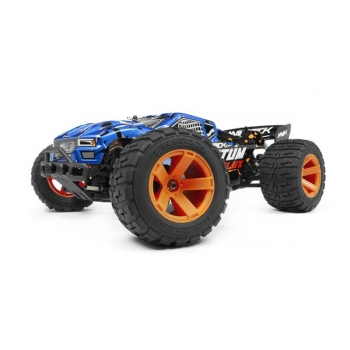 1/10 MAVERICK QUANTUM XT FLUX 4WD STADIUM TRUCK - Sinine