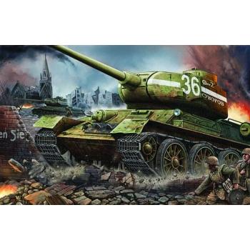 1/16 TRUMPETER T-34/85, 1944, Nr. 183