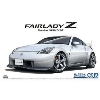 1/24 AOSHIMA Nissan Z33 Fairlady Z Version Nismo 2007