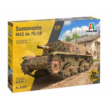 1/35 ITALERI Semovente M42 75/18 mm