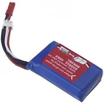 Lithium battery 7.4V 1100mah