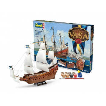 Gift-Set Royal Swedish Warship VASA