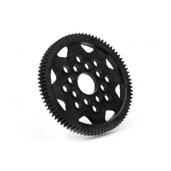 HPI SPUR GEAR 81 TOOTH (48 PITCH)