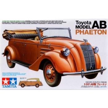 1/35 TAMIYA Toyota Model AB Phaeton