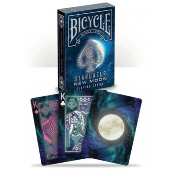 Pokercards Stargazer New Moon Bicycle
