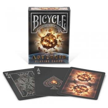 Pokercards Asteroid Deck Bicycle