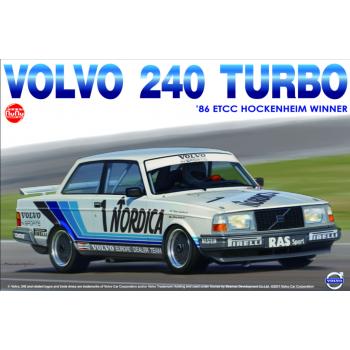 1/24 NuNu Volvo 240 Turbo 1986 ETCC
