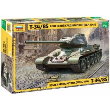 1/35 ZVEZDA T-34/85