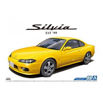 1/24 AOSHIMA Nissan S15 Silvia Spec. R 1999