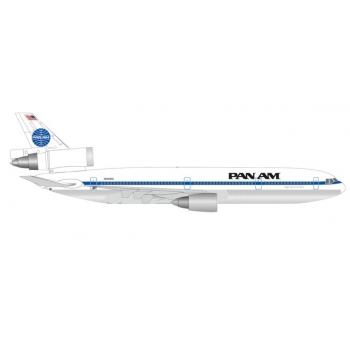 "1/500 Pan American World Airways McDonnell Douglas DC-10-30 – N84NA ""Glory of the Skies"""