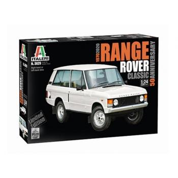 1/24 ITALERI Range Rover Classic - 50th Anniversary