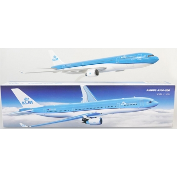 1/200 KLM Airbus A330-200 Snap-Fit