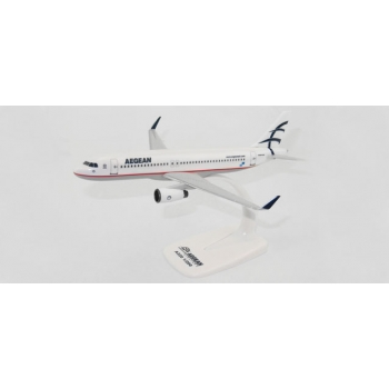 1/200 Aegean Airlines Airbus A320 Snap-Fit