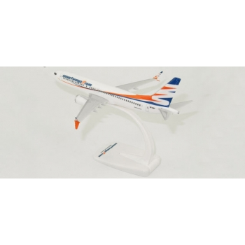1/200 Smartwings Boeing 737 Max 8 Snap-Fit