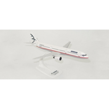 1/200 Aegean Airlines Airbus A321 Snap-Fit