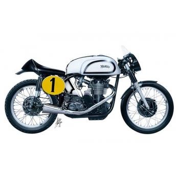1/9 ITALERI NORTON MANX 500CC 1951